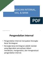 Bab 8 Pengendalian Intern Kas Bank