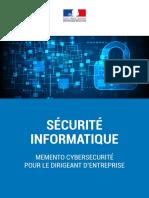 Bro Memento Cybersecurite Dirigeant