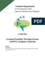 Ground Proximity Warning System
