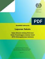 ILO Tentang BPJS
