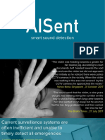 AISent - Pitch Deck