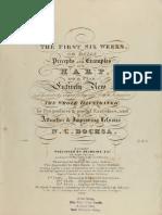 firstsixweeksord1835boch.pdf