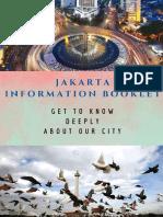 Jakarta Booklet