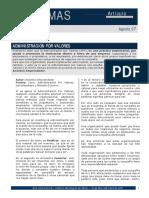 APV resumen