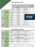 2018 Planning Sashank