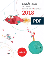 Catalogo de Libros Infantiles y Juveniles 2018