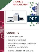 8. Ion Exchange Chromatography (IEC).Pptx