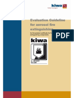 Evaluation Guideline for Aerosol Ext