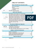 Duct Sealant Catalog