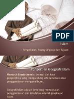 Part 02 Geografi Islam