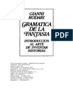 Rodari, Gianni - Gramática De La Fantasía - Introducción Al Arte De Inventar Historias.pdf