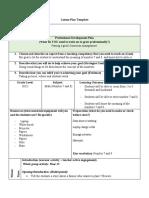 lesson plan template 2