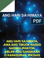 ANG HARI SA HIMAYA.pptx