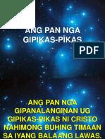 ANG PAN NGA GIPIKAS-PIKAS.pptx
