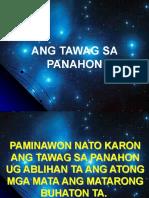 ANG TAWAG SA PANAHON.pptx