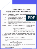 Statistics Ch 3 Exercise Solution