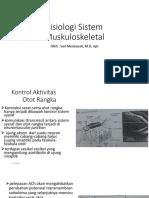 Fisiologii Sistem Muskuloskeletal
