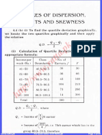 Statistics Ch 4 Exercise Solution