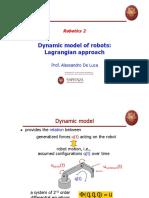 Langrangian Dynamics