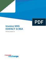 Winning Appliance MIG Invoice
