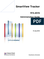 CP R75.40VS SmartViewTracker AdminGuide