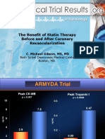 Gibson - Pre Pci Statin Therapy Short