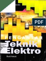 Teknik Elektronika Pengantar