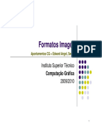 Formatos Imagem