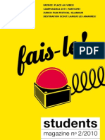 Students.ch MAG 2010 2 FR