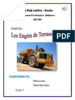 Engins de Terrassement
