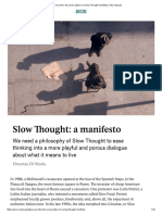 Take Your Time_ the Seven Pillars of a Slow Thought Manifesto _ Aeon Essays