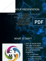 Cimy Presentation Renew