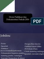 Jobdesc Dan Timeline