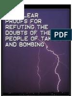 Refuting People of Takfeer and Bombings Part 1