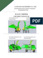 Chipper Manuals