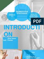 Version 2 Segmentation Stratégique