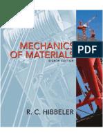 Mechanics of Materials 8th Edition R.C.