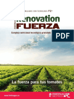 Renovation Fuerza Especial TOMATE