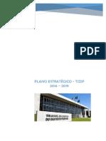 Planejamento Estratégicotcdf