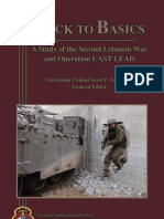 Back to Basics ~ a Study of the 2nd Lebanon War & Op CASTLEAD _Farquhar_CSI