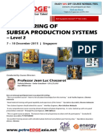 Brochure_PetroEdge Subsea Course