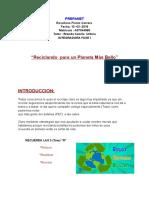 Integradora Fase i ( Matematicasii)