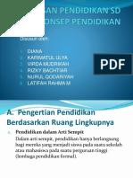 Powerpoint Landasan Pendidikan
