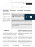 International Journal of Geriatric Psychiatry Volume Issue 2017 [Doi 10.1002%2Fgps.4783] Theleritis, Christos; Siarkos, Kostas; Politis, Anastasios a.; K -- A Systematic Review of Non-pharmacological