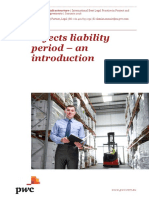 Defects Liability Period
