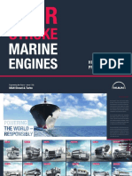 Four Stroke Marine Engines