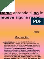 motivacion en el aula