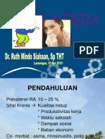146444673 Rinitis Alergika Ppt