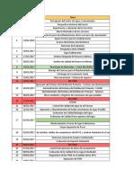 Lista Clases-Profesores v CEAS