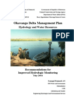 ODMP Monitoring Recommendations